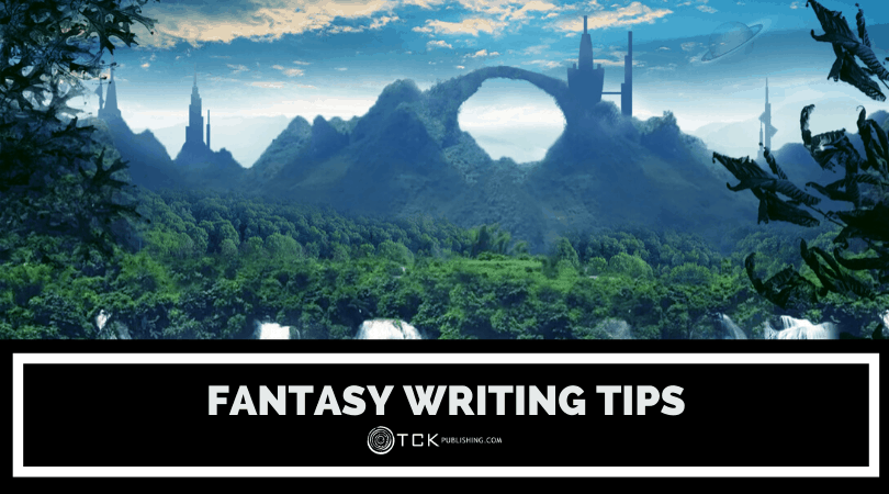 fantasy writing tips header image