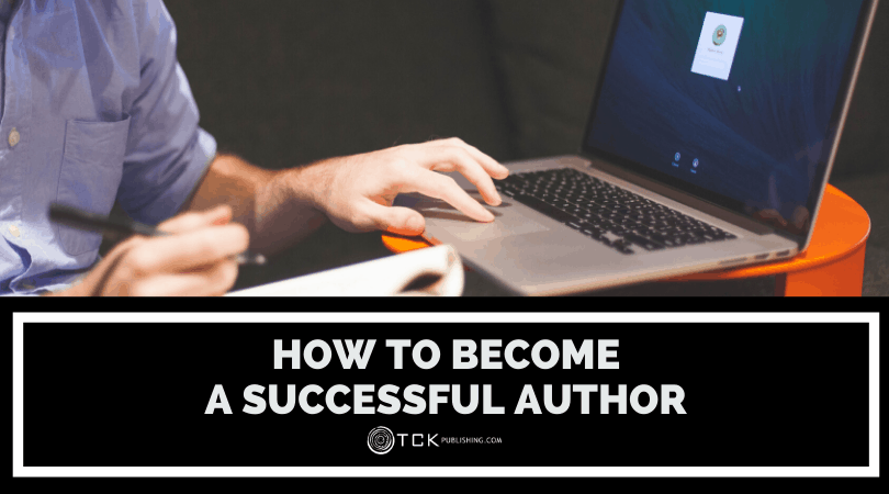 how to become a successful author header image