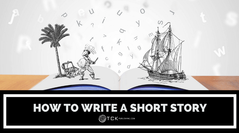 how to write a short story header image
