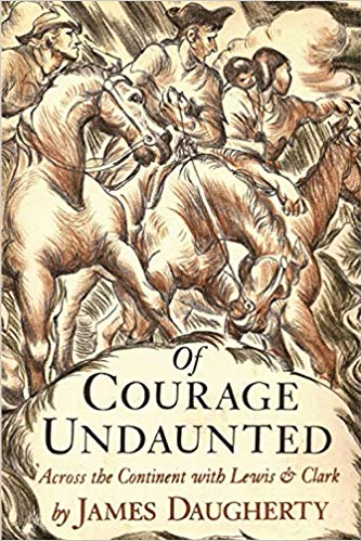 of courage undaunted cover image