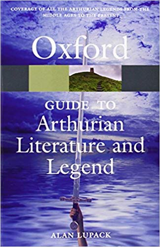 oxford guide to king arthur image
