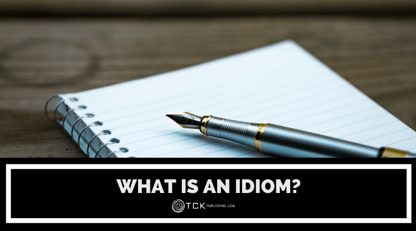 what is an idiom header image