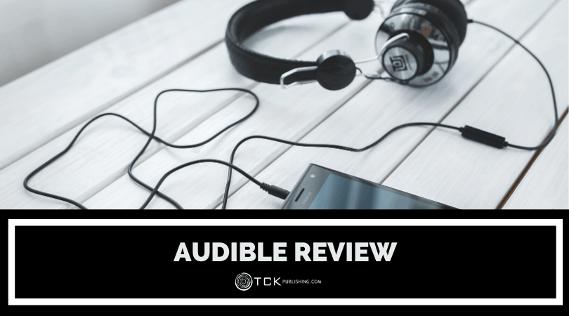 audible review header image
