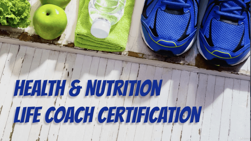 nutrition life coach course logo