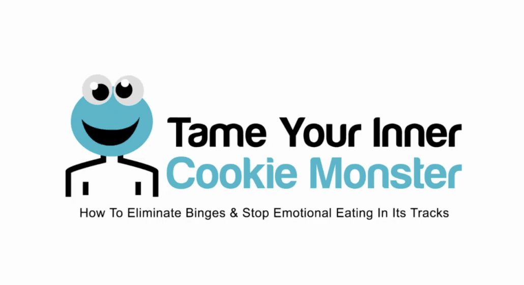 cookie monster nutrition course logo