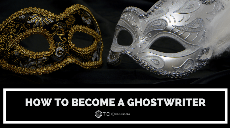 how to become a ghostwriter header image