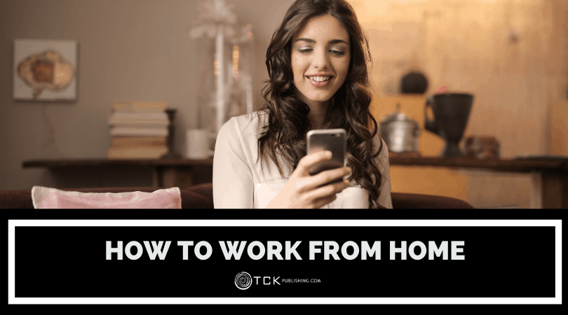 how to work from home header image