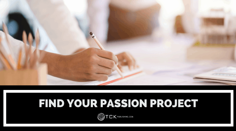 passion project header image