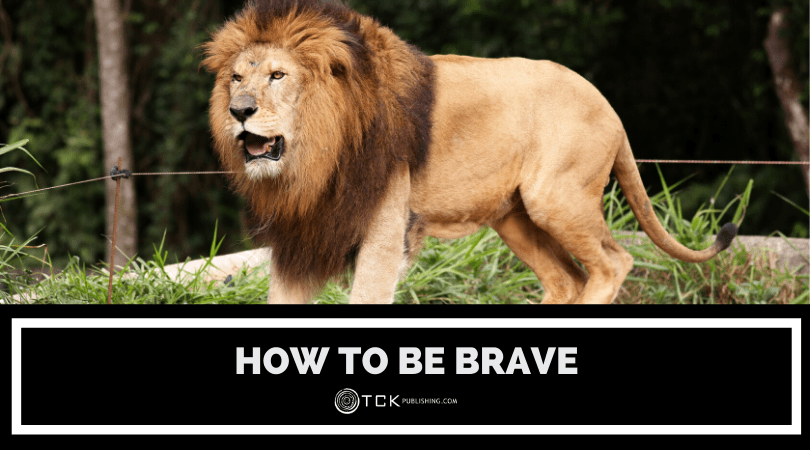 how to be brave header image