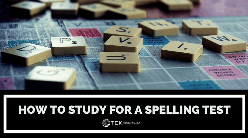 how to study for a spelling test header image