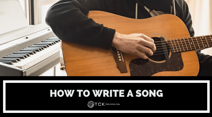 how to write a song header image