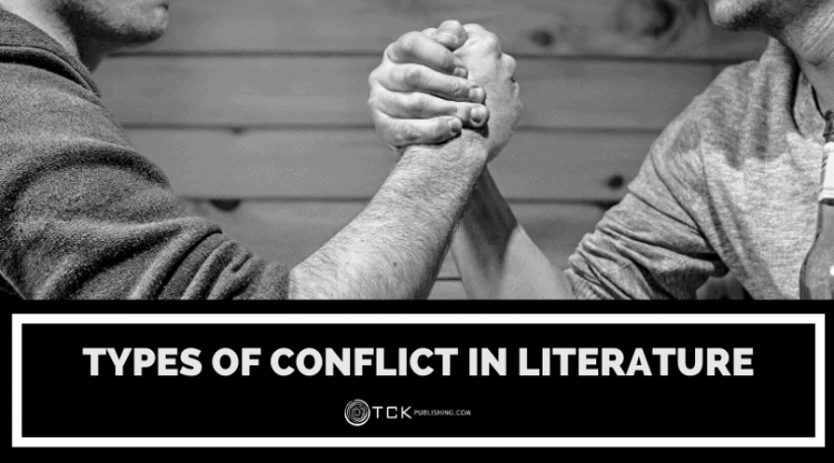types of conflict in literature header image
