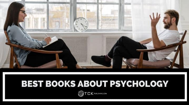 best books about psychology blog post image