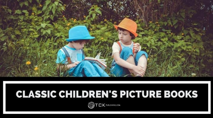 classic childrens picture books blog post image
