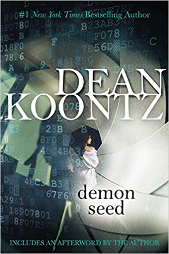 dean koontz demon seed book cover