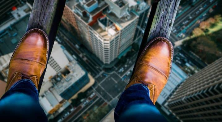 fear of heights image