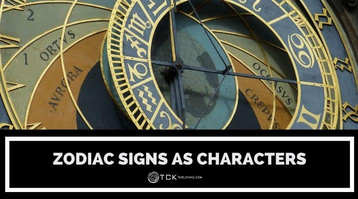 Zodiac Signs as Characters from Literature: Who's Your Match?