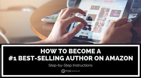 How to Become a Best Selling Author on Amazon Image
