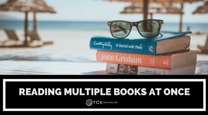 Tips for Reading Multiple Books at Once: How to Tackle Your TBR List