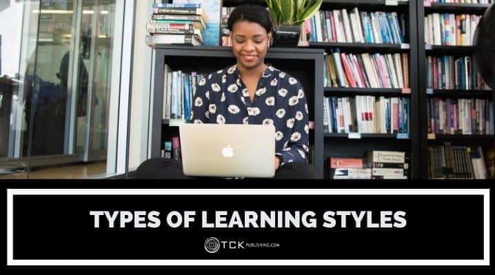 types of learning styles blog post image