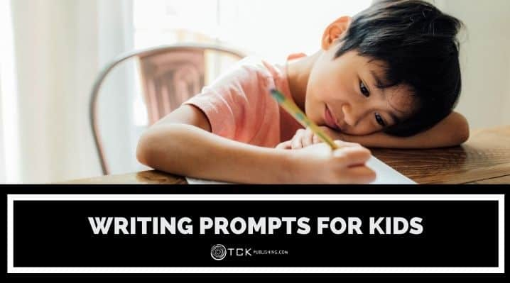 Writing Prompts for Kids: Questions to Inspire Young Writers