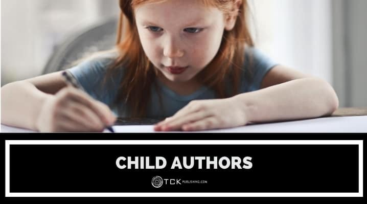 10 Youngest Child Authors Who Prove Age Is Just a Number