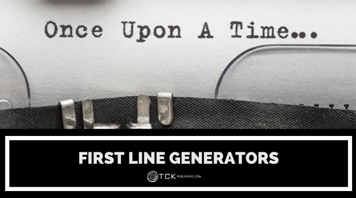 First Line Generator Tools to Help You Start Your Story