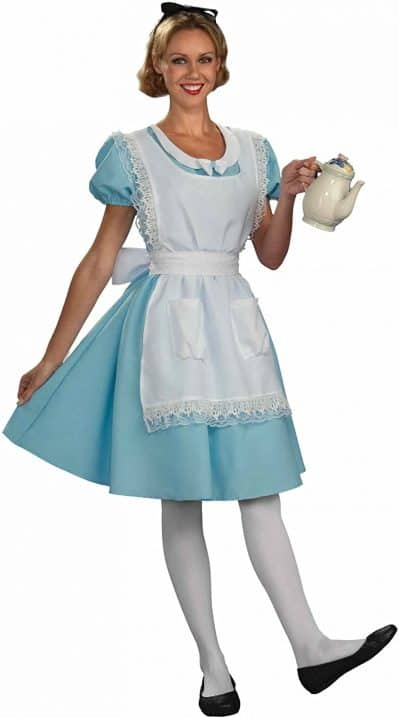 alice in wonderland book character costume image