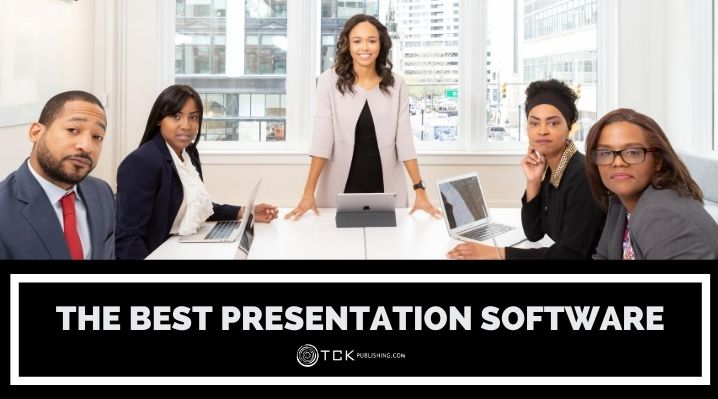 The Best Presentation Software: 8 Great Tools for Creating Striking Visuals