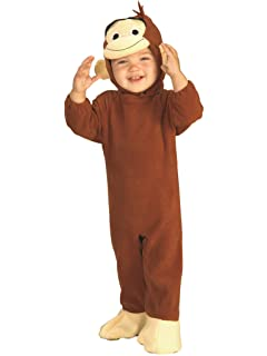 curious george costume image
