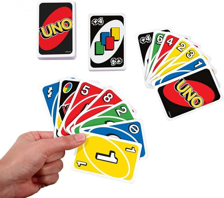 Uno Card Game Screenshot Image