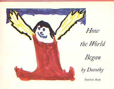 how the world began by dorothy straight image