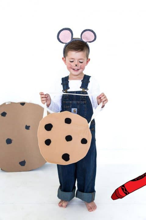 if you give a mouse a cookie costume image