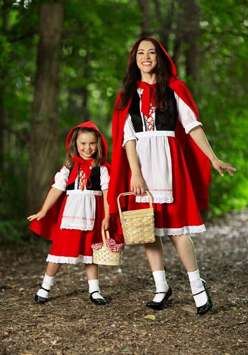 little red riding hood costume image