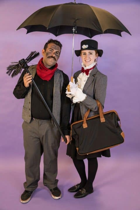 mary poppins diy costume image
