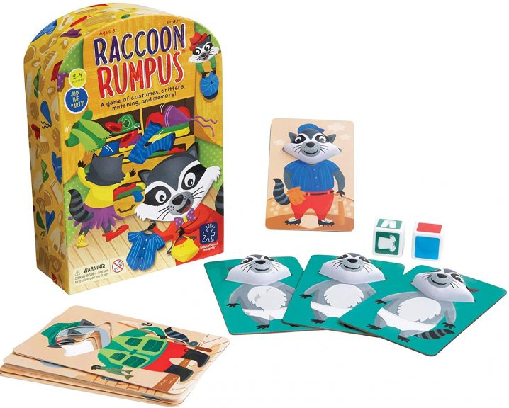 Raccoon Rumpus Screenshot Image