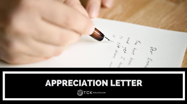 How to Write an Appreciation Letter: Tips and Templates