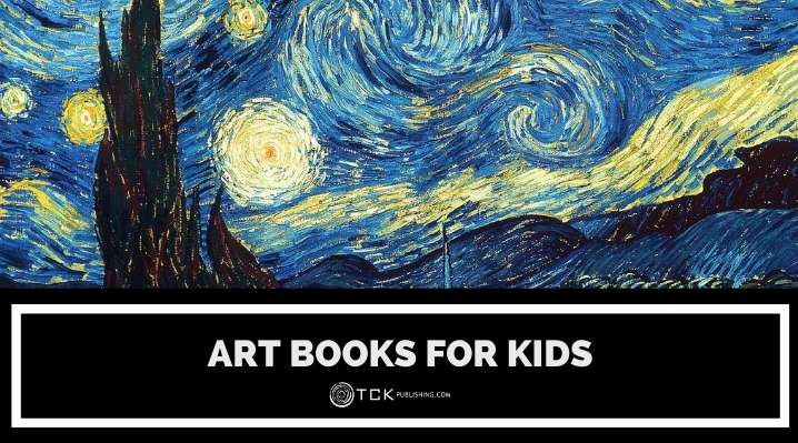 15 Art Books for Kids to Inspire Creativity in Young Minds