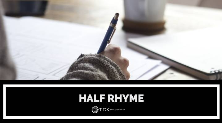 What Is Half Rhyme? Definition and Examples from Poetry