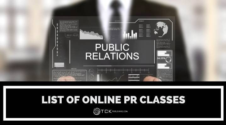 14 Online PR Classes You Can Try Now