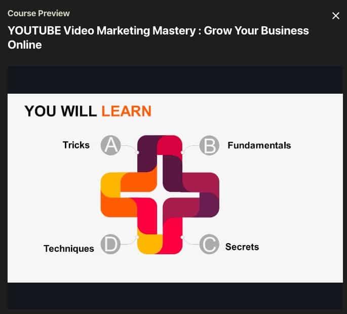 YouTube Video Mastery Screenshot Image