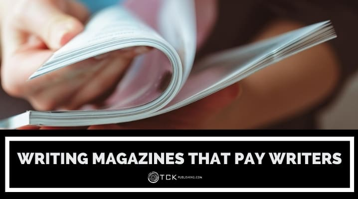 Writing Magazines that Pay Writers Header Image