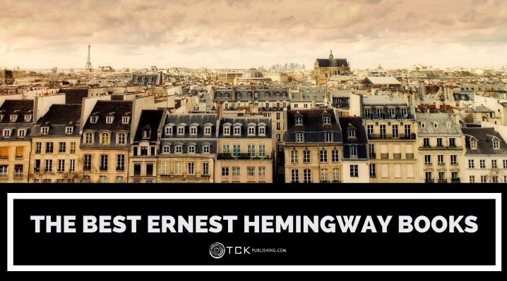 best ernest hemingway books blog post image