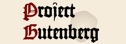 Project Gutenberg Logo Image