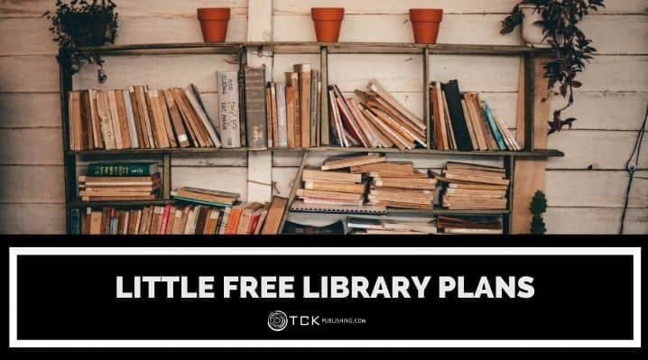 8 Little Free Library Plans to Inspire Your Community Project