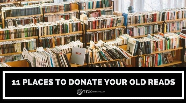11 Places to Donate Your Old Reads