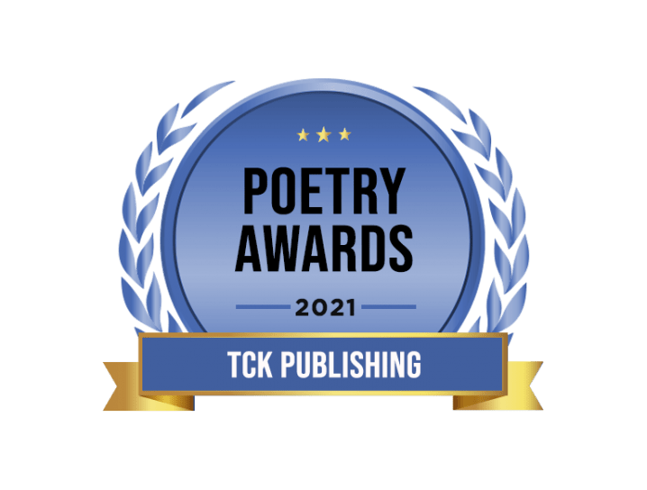 Poetry Awards badge