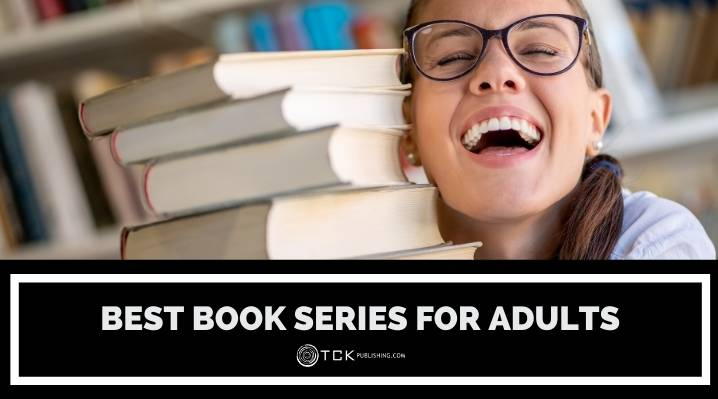 20 Best Book Series for Adults