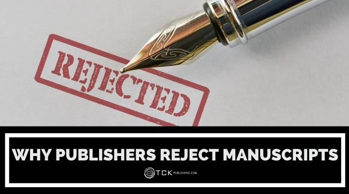 why publishers reject manuscripts blog post image