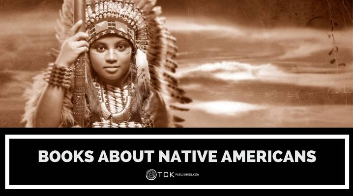 Native American Books Header Image